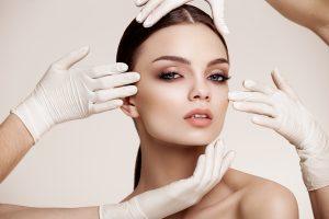 Gesichtsverjüngung mittels Fadenlift Dr. Haffner