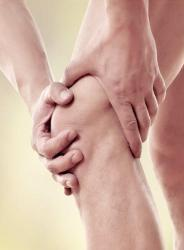 Kniebehndlung mit Magnetfeldern bei Orthopädin Dr.Berger